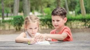 I compiti non vanno in vacanza. Strategie per finirli in tempo senza ansia